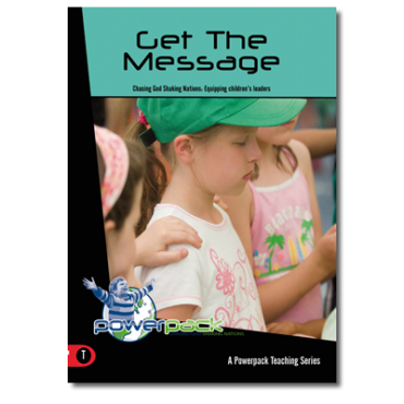 Get The Message Curriculum