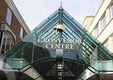 Grosvenor Shopping CentreOperation Northampton