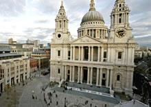 St Paul's CathedralOperation Prosperity