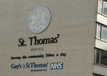 St Thomas' HospitalOperation Heal The Sick