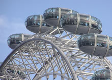 London EyeOperation Worship Pod
