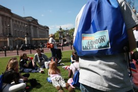 Buckingham PalaceOperation London 2015