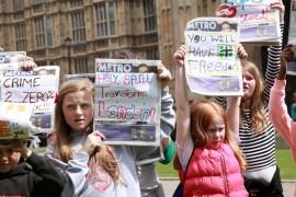 Westminster HeadlinesOperation London 2015