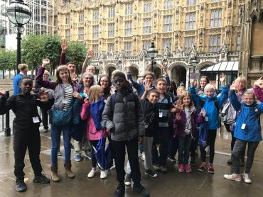 Houses Of ParliamentLove London 2017