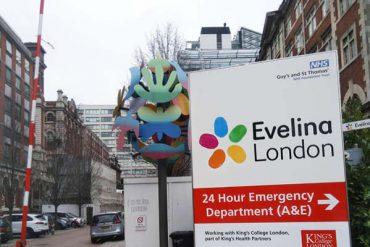 St Thomas' Hospital Love London 2019