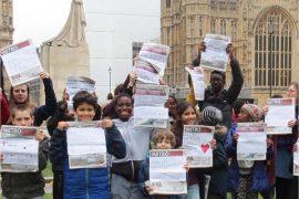 Westminster Headlines Love London 2019