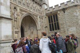 Westminster Abbey Love London 2019