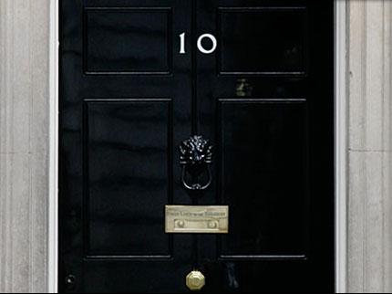 Downing Street, London 2012