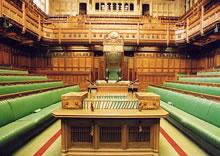 Westminster Parliament, 2012