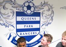 Queen's Park Rangers, London 2014