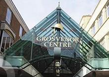 Grosvenor Shopping Centre Northampton 2013