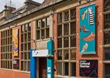 Shoe Museum Northampton 2013