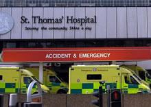 St Thomas' Hospital, London 2012