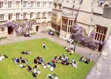 Jesus College, Oxford 2014
