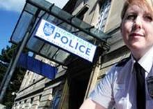 Oxford Police Station 2014